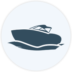 Speedboat Icon